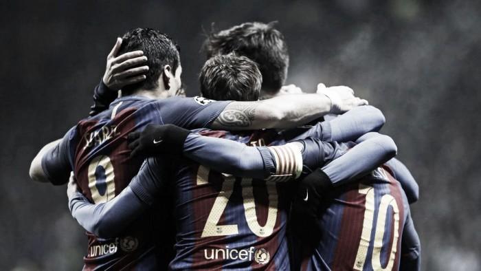 Messi lidera el camino hacia octavos