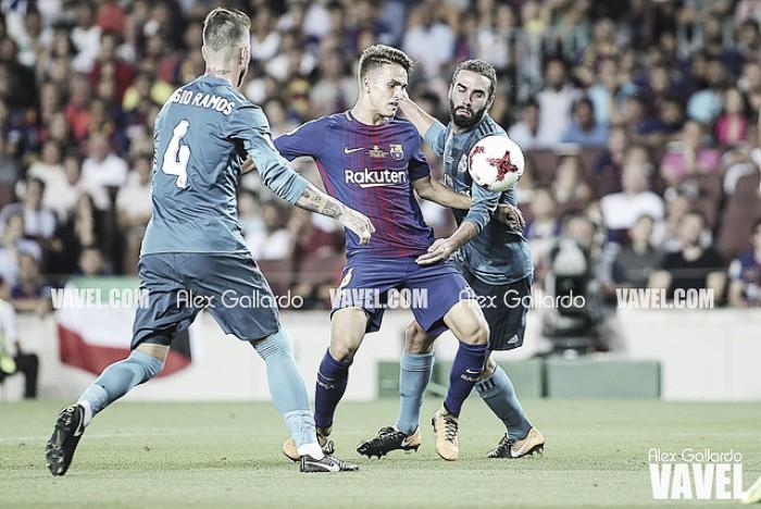 FC Barcelona – Real Madrid: puntuaciones del Barcelona, Supercopa de España