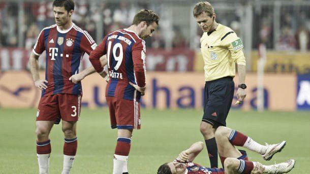 Mainz 05 - FC Bayern Munich: Can Bayern cope with injury blight?