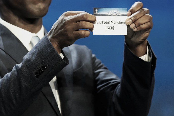 Bundesliga clubs find out their Champions League fate