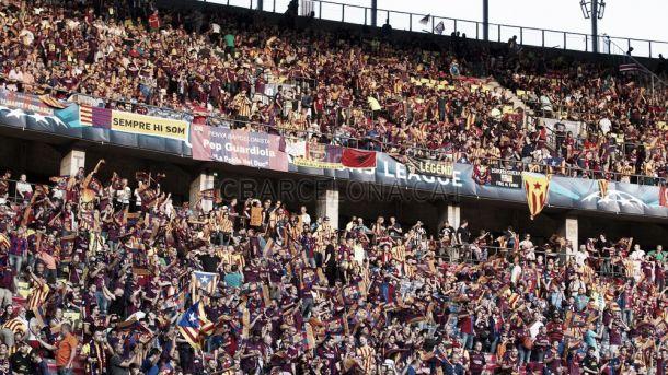 La UEFA expedienta al Barcelona
