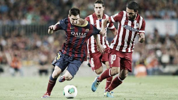 Atleti contra Barcelona: jogo grande nos quartos da Taça do Rei