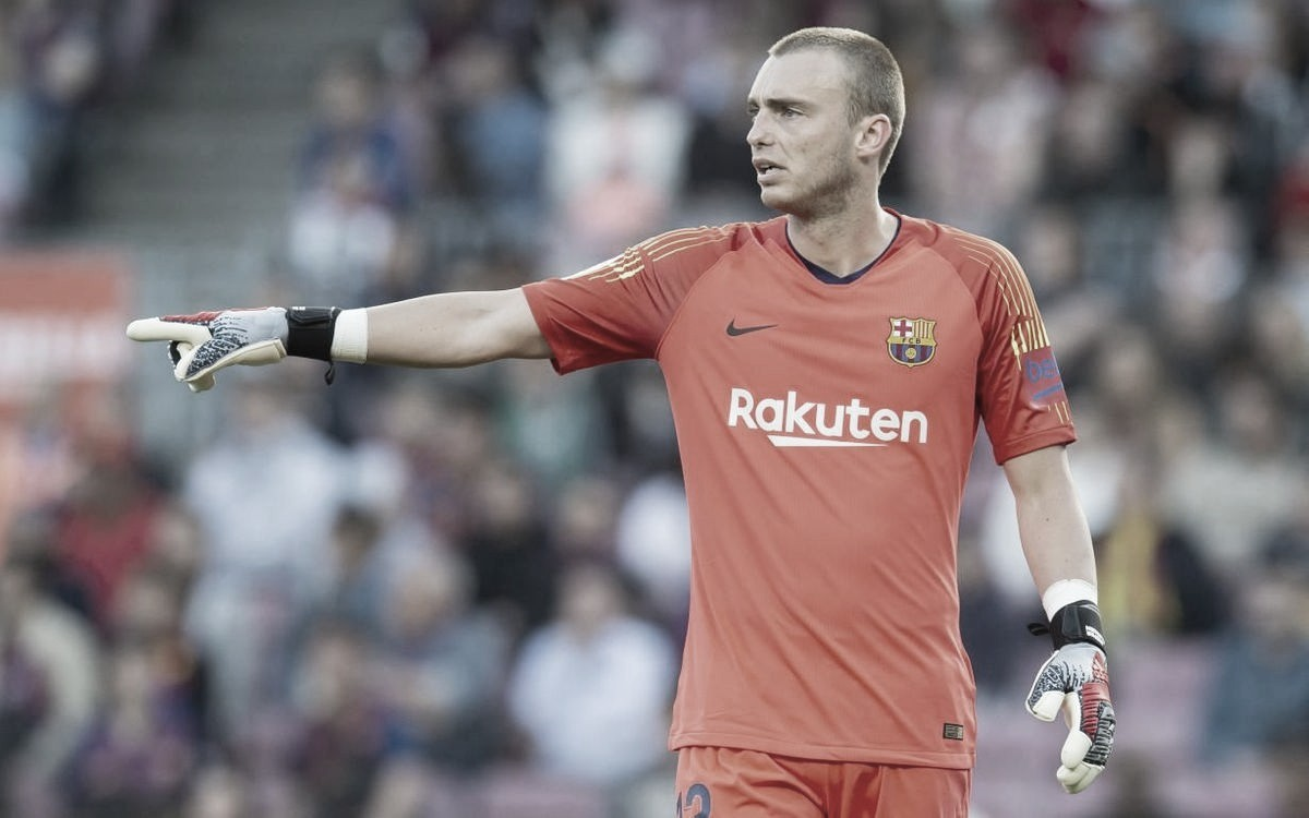 Reserva no Barcelona,Cillessen desperta interesse de clubes europeus