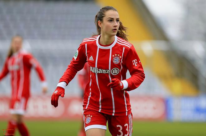 Frauen-Bundesliga week 11 review: Wolfsburg held in Potsdam
