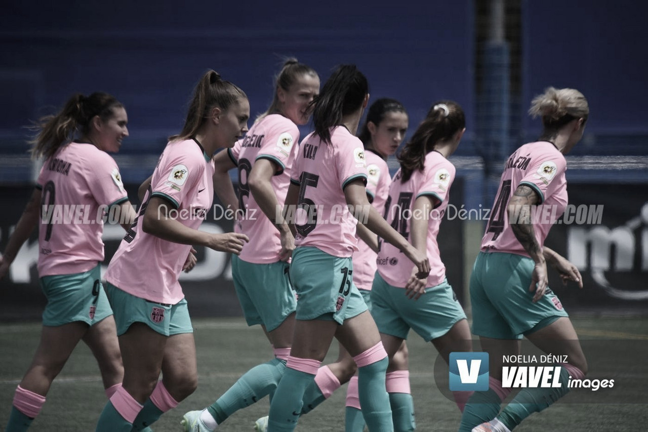 Previa FC Barcelona Femení vs CFF Madrid: objetivo triplete