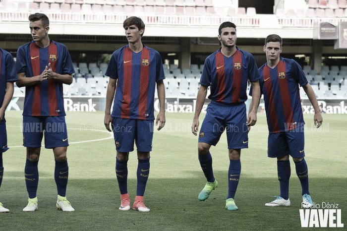Seis juveniles azulgranas copan la lista sub-19 para medirse a Italia