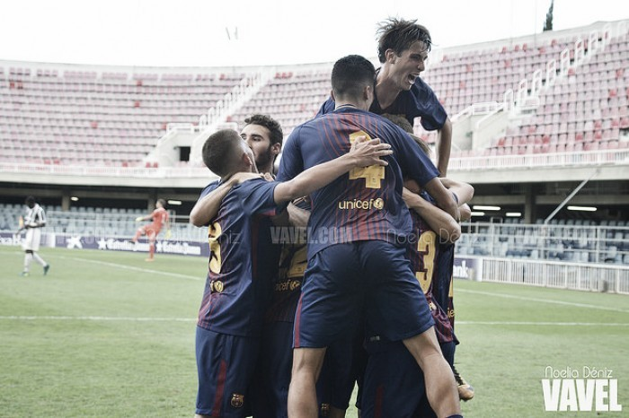 Fecha y hora confirmadas para el París SG - FC Barcelona de Youth League