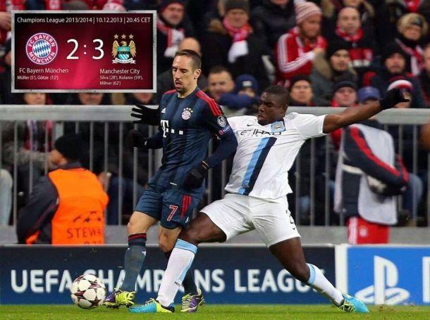 Le Bayern tombe à domicile
