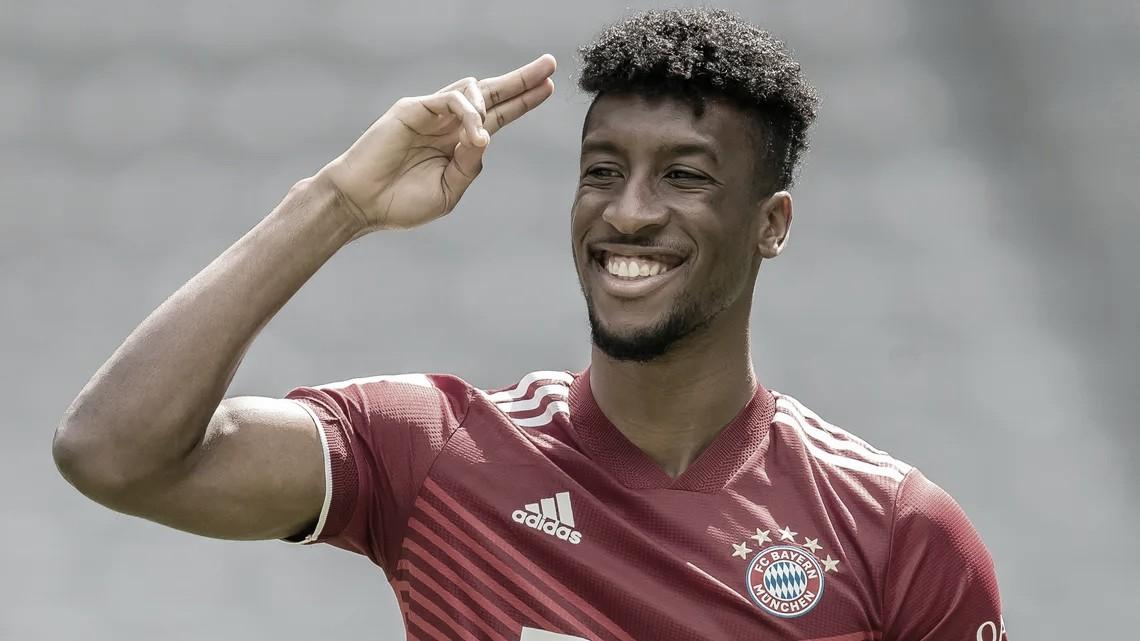 """Dez vezes? Coman sonha com décimo título seguido do Bayern na Bundesliga: """"Seria realmente especial"""""""