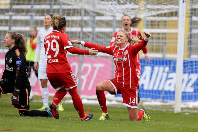 Frauen-Bundesliga week 9 review: FFC hammer 'Gladbach