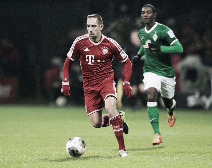 No primeiro duelo fora de casa, Bayern encara Werder Bremen visando engrenar na Bundesliga