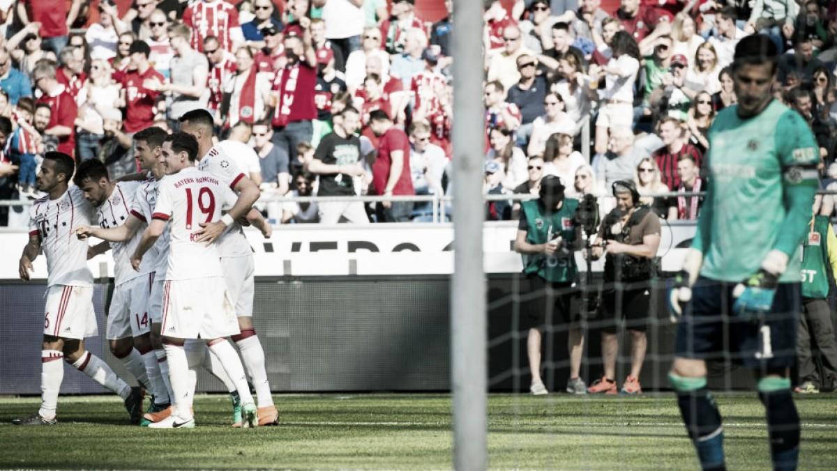 Com titulares vindo do banco, Bayern passa com tranquilidade pelo Hannover fora de casa