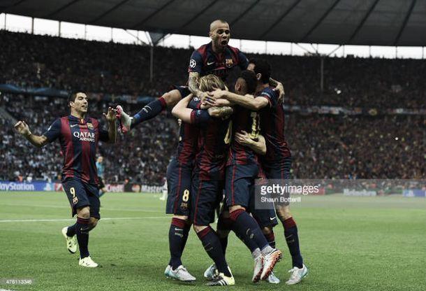 Juventus - Barcellona: Campioni e battuti, talento e onore