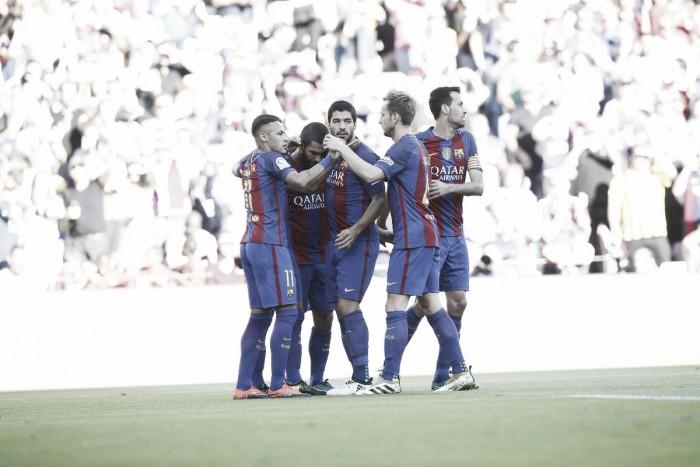 El Barça espanta los fantasmas