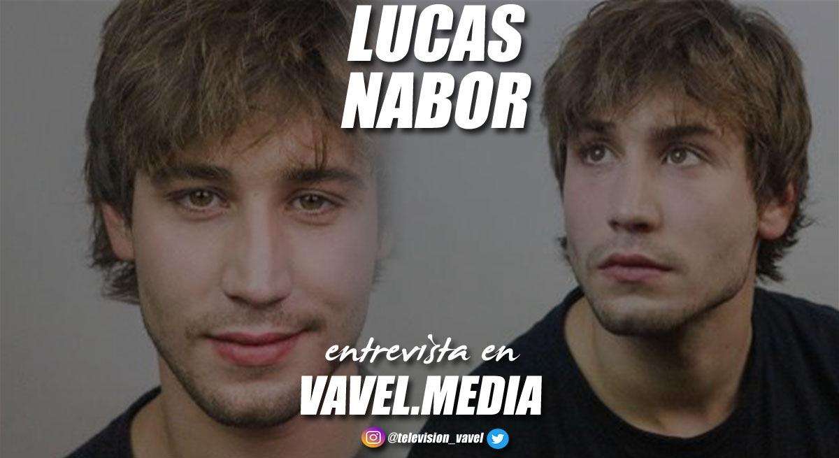 """Entrevista. Lucas Nabor: """"Me encantaría vivir como actor, me gustaría contar historias y me encantaría mejorar"""""""
