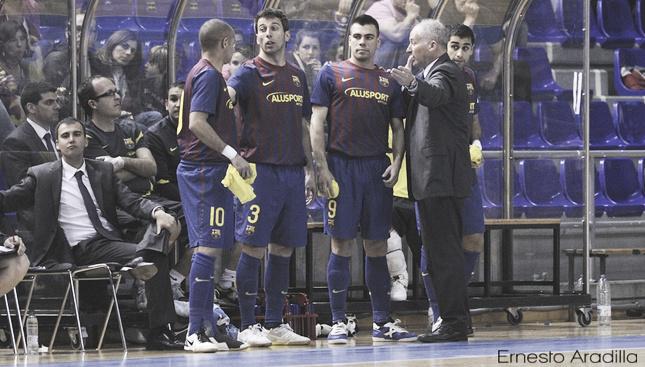 """Marc Carmona: """"No llegar a la final sería una decepción"""""""