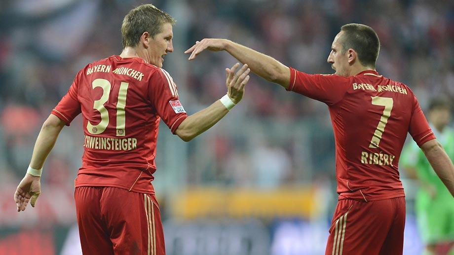 El Bayern de Múnich logra su séptima victoria consecutiva