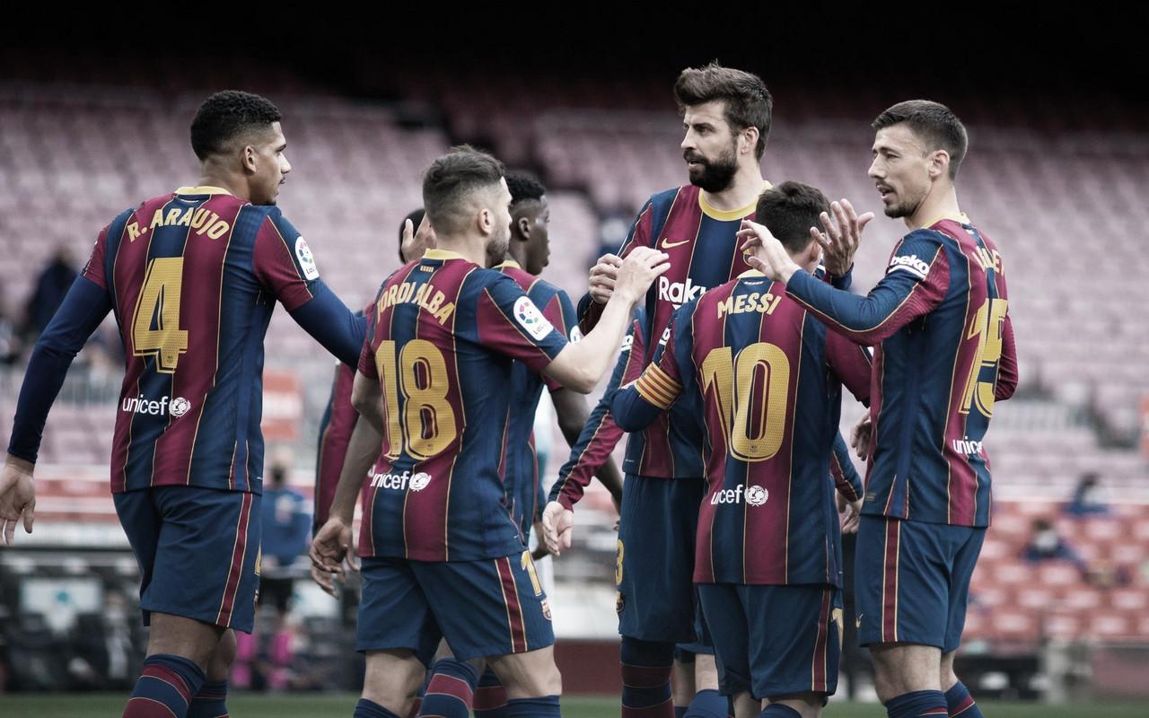 Pedri y Messi, bajas en la convocatoria