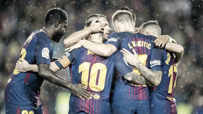 Análisis del rival: el Barcelona buscará seguir con la imbatibilidad