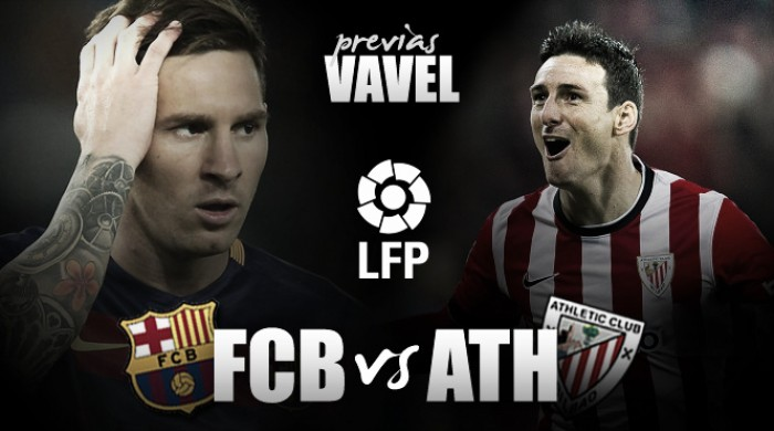 Barcelona - Athletic Club: otra trilogía