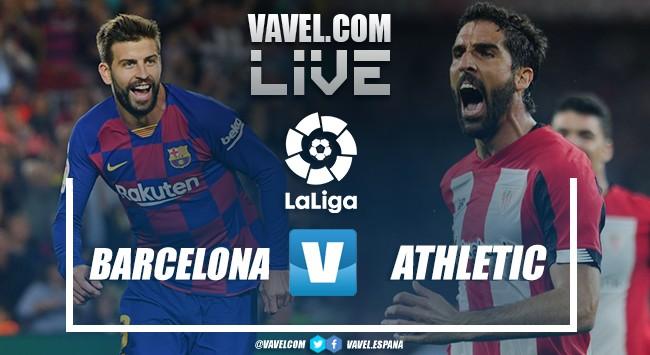 Gols e melhores momentos Barcelona 1 x 0 Athletic Bilbao pela LaLiga 19-20