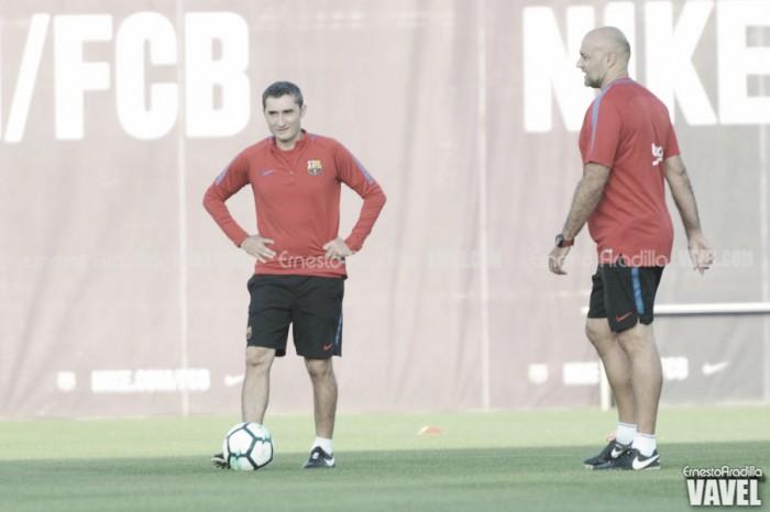 El Barça ya mira al Leganés