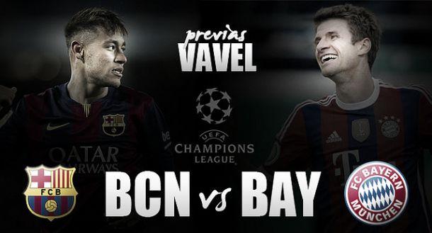 FC Barcelona - Bayern de Múnich: la hipérbole del fútbol