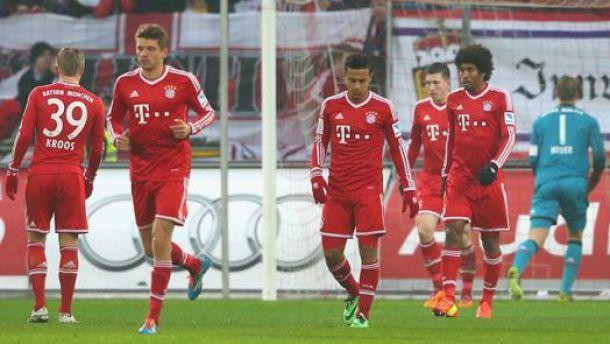 Le Bayern commence très mal et se fait balayer !
