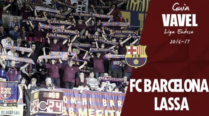 Guía VAVEL FC Barcelona Lassa 2016-17