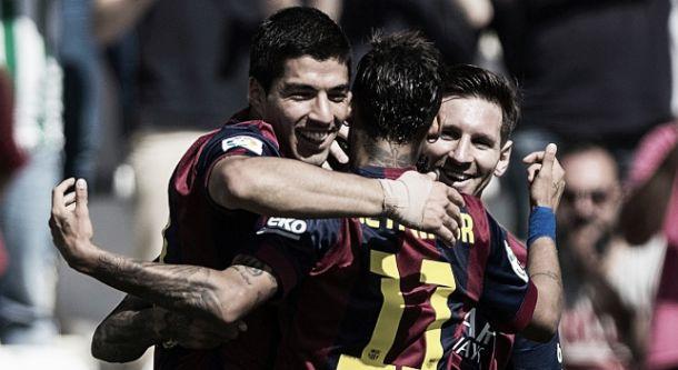 Córdoba - FC Barcelona: puntuaciones del FC Barcelona jornada 35