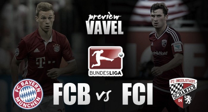 Bayern Munich vs FC Ingolstadt 04 Preview: Impressive hosts looking to keep winning streak going
