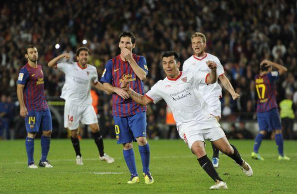 FC Barcelone - FC Séville: une Supercoupe d'Europe à la spanish touch