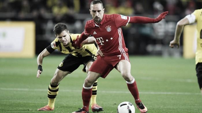Habrá Ribéry hasta 2018