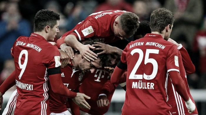 El Bayern se conforma con la mínima