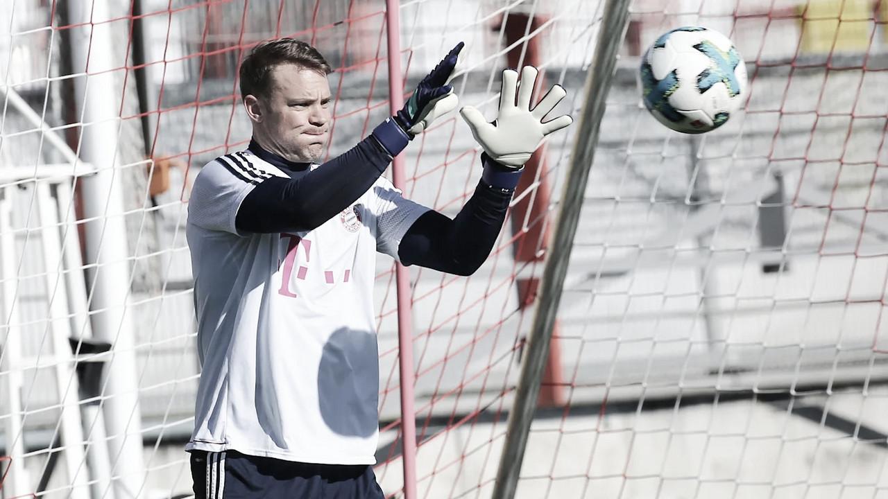 Duração de contrato emperra negociação entre goleiro Manuel Neuer e Bayern