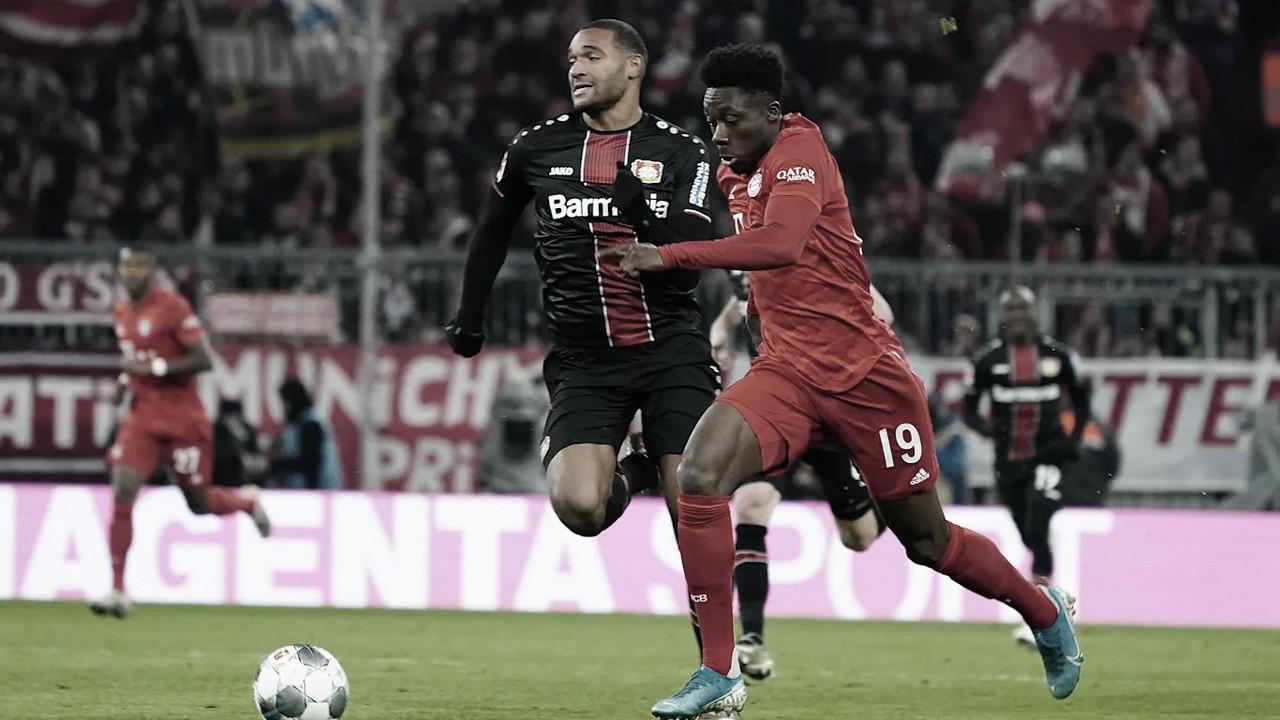 Bayer Leverkusen mira retorno à zona europeia diante do virtual octacampeão Bayern