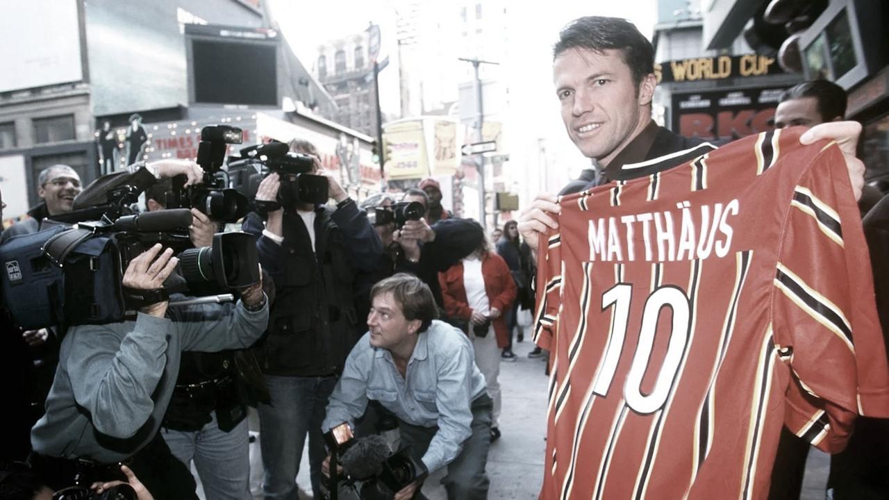 Lothar Matthäus não acredita na permanência de Neuer como goleiro do Bayern