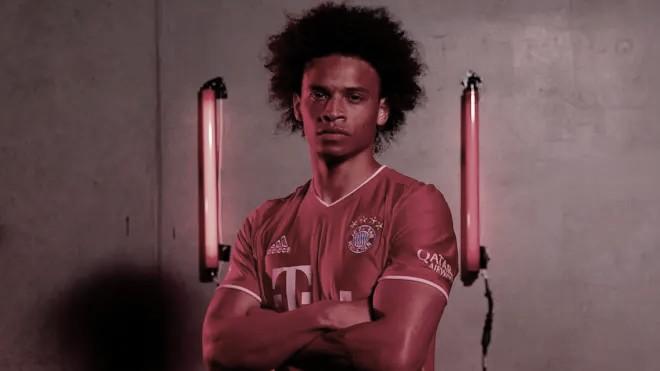 Apresentado no Bayern, Leroy Sané se diz 'feliz com novo desafio' e convencido pelo projeto do clube