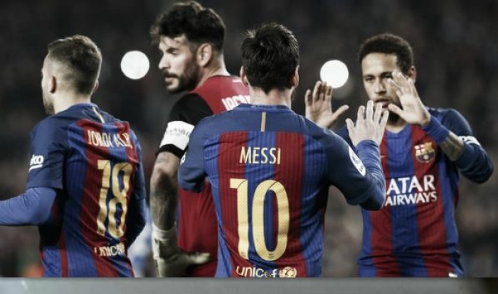 Barcelona joga mal, sofre contra Leganés, mas Messi garante vitória com gol de pênalti no fim