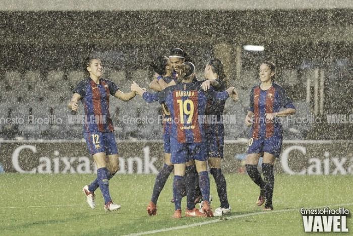 El Barça cumple el trámite y pasa a octavos de la Champions