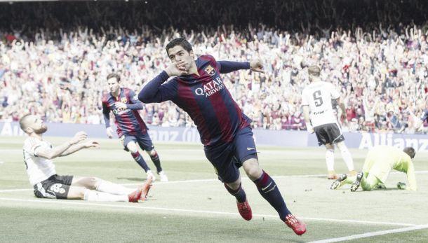 Liga BBVA: Valência falhou, Barcelona aproveitou