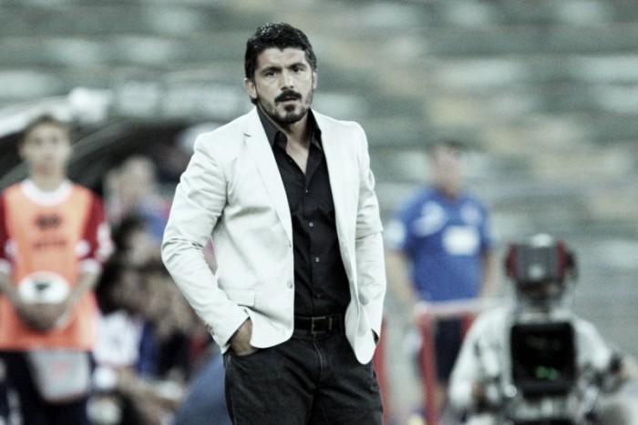 Mesmo após acesso com o Pisa, Gattuso se demite do cargo de treinador
