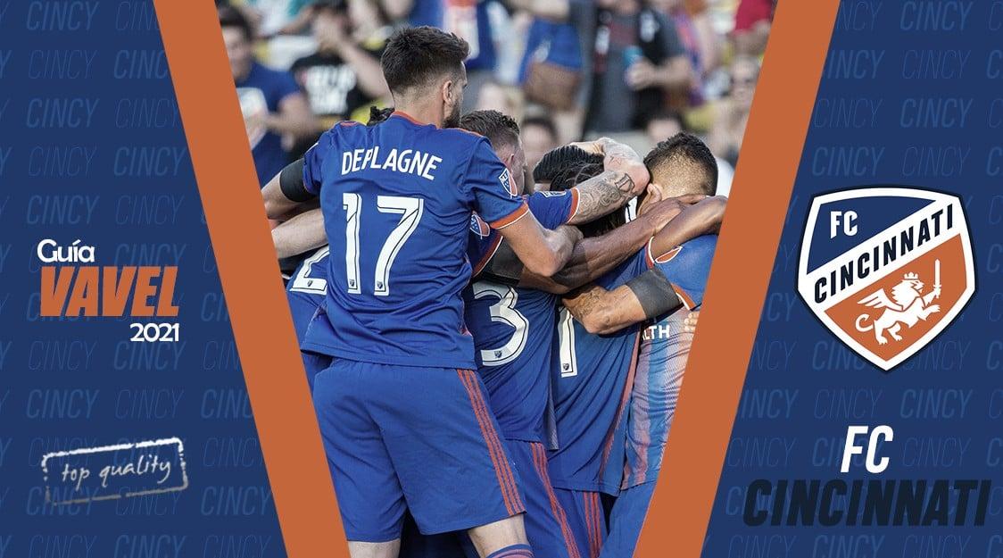Guía VAVEL MLS 2021: FC Cincinnati 2021, todo por el todo
