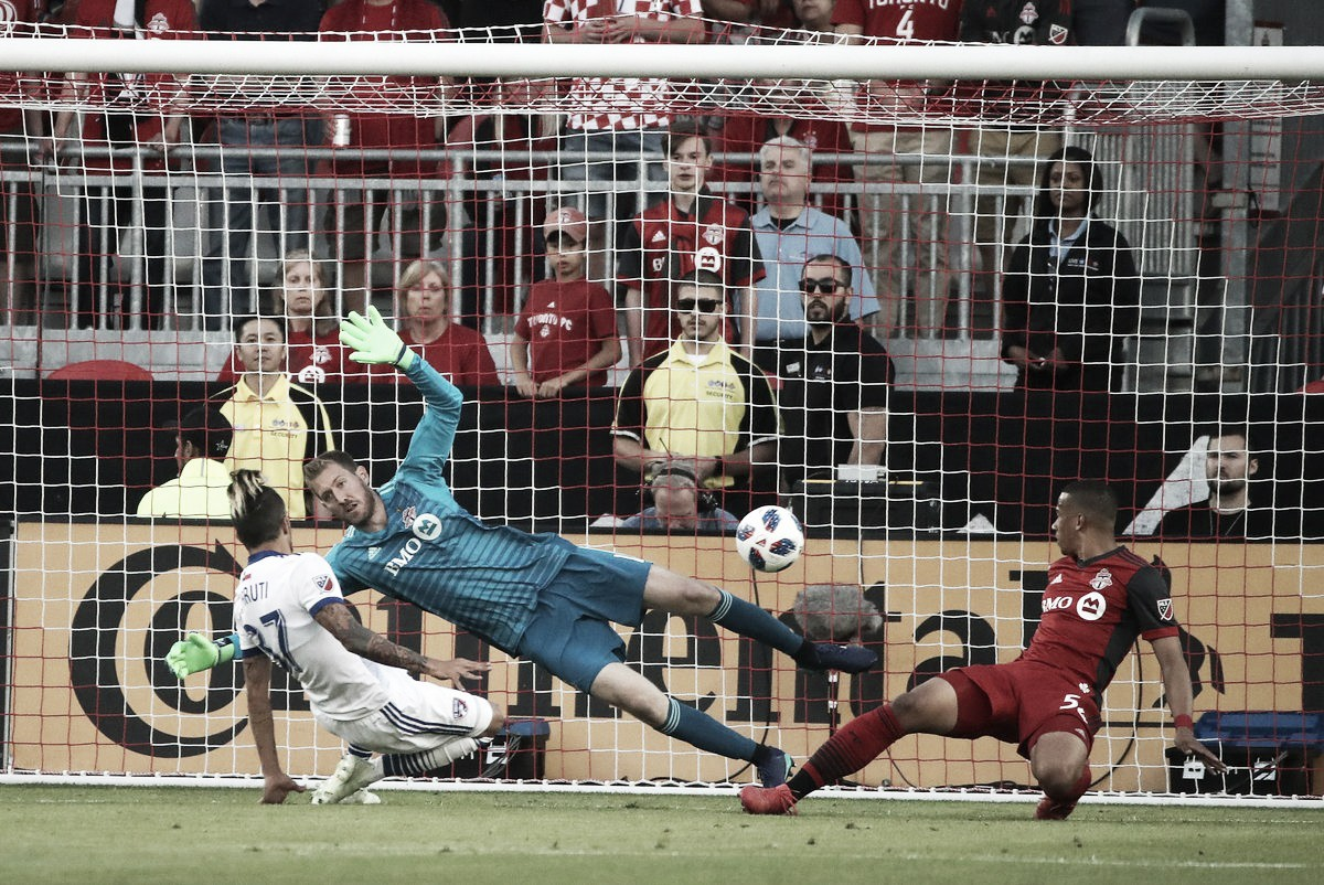 FC Dallas grind out a win against Toronto FC