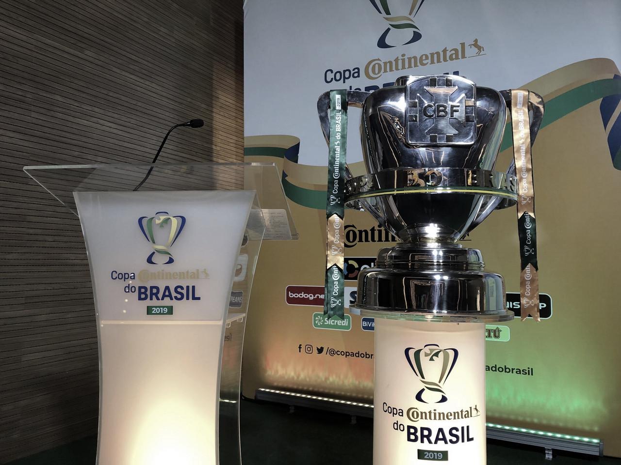 Copa do Brasil terá clássico mineiro nas quartas de final; confira os confrontos