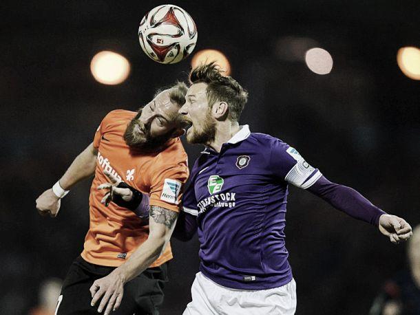 Erzgebirge Aue 0-1 SV Darmstadt: Die Lilien leave it late to see off Aue