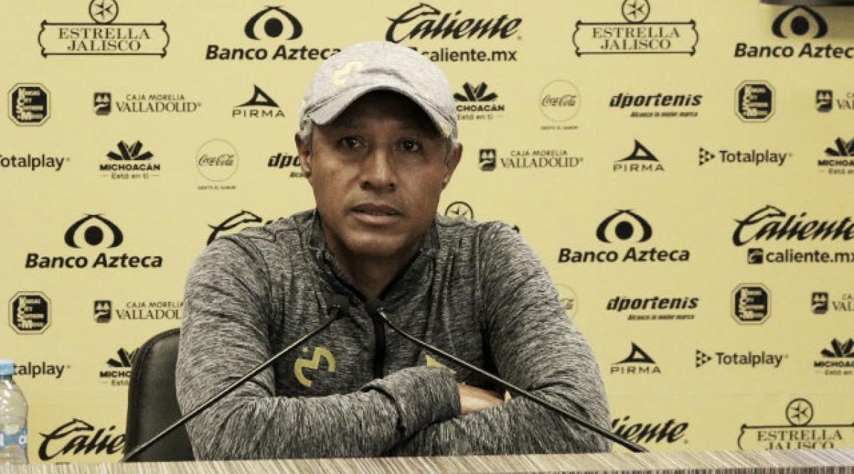 Hernández quiere sacar su primer triunfo de visitante