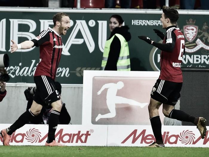 FC Ingolstadt 04 2-1 FC Augsburg: Schanzer seal win with second half turnaround