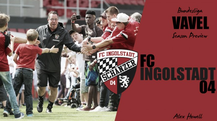 FC Ingolstadt 04 - 2016-17 Bundeslga Season Preview: Die Schanzer prepare for life without Hasenhüttl, in new Kauczinski era