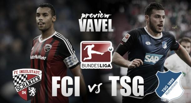 FC Ingolstadt 04 - TSG 1899 Hoffenheim Preview - Die Schanzer look to dispell last weeks horror show